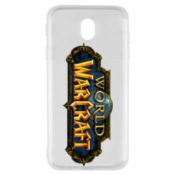 Чохол для Samsung J7 2017 World of Warcraft game