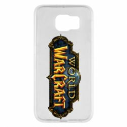 Чохол для Samsung S6 World of Warcraft game