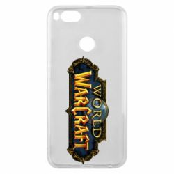 Чохол для Xiaomi Mi A1 World of Warcraft game