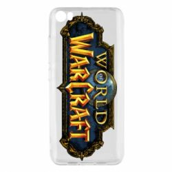 Чохол для Xiaomi Mi5/Mi5 Pro World of Warcraft game