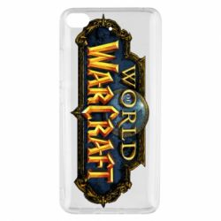 Чохол для Xiaomi Mi 5s World of Warcraft game