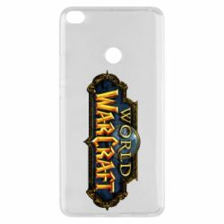 Чохол для Xiaomi Mi Max 2 World of Warcraft game