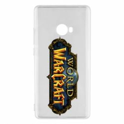 Чохол для Xiaomi Mi Note 2 World of Warcraft game