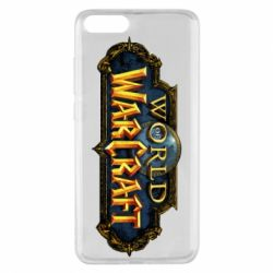 Чохол для Xiaomi Mi Note 3 World of Warcraft game