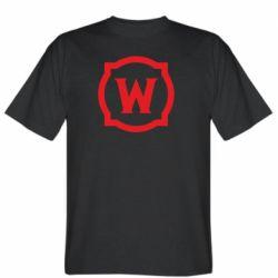 Чоловіча футболка World of warcraft icon