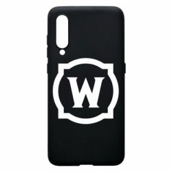 Чехол для Xiaomi Mi9 World of warcraft icon