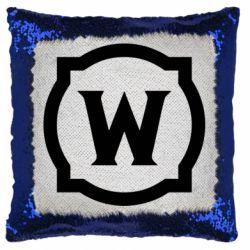 Подушка-хамелеон World of warcraft icon