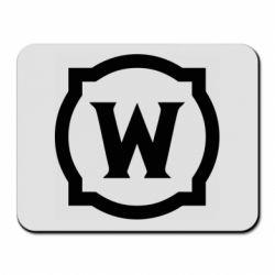 Килимок для миші World of warcraft icon