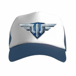 Купить Кепка-тракер World of Warplanes Main Logo, FatLine