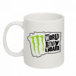 Кружка 320ml World Rally Team - FatLine