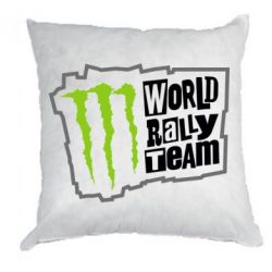 Подушка World Rally Team - FatLine