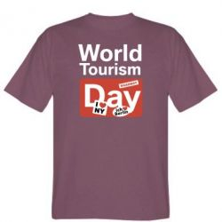 Футболка World tourism
