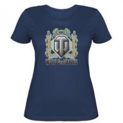 Женская футболка WOT Art - FatLine