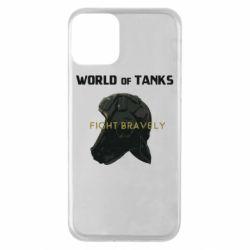 Чехол для iPhone 11 WoT Fight bravely