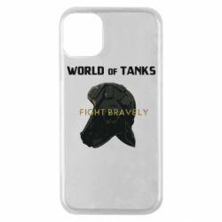 Чехол для iPhone 11 Pro WoT Fight bravely