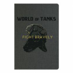 Блокнот А5 WoT Fight bravely
