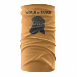 Бандана-труба WoT Fight bravely