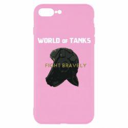 Чехол для iPhone 7 Plus WoT Fight bravely