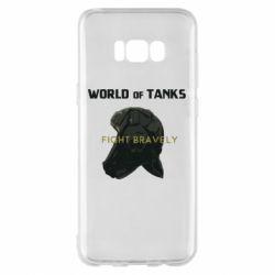 Чехол для Samsung S8+ WoT Fight bravely
