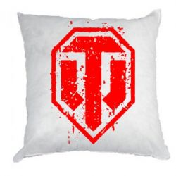Подушка WOT Logo - FatLine