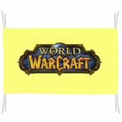 Флаг Wow Logo