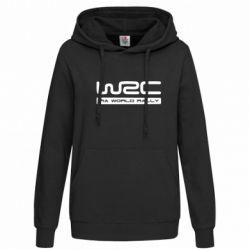 Женская толстовка WRC