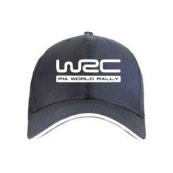 кепка WRC