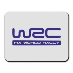 Коврик для мыши WRC - FatLine