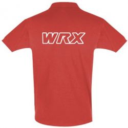 Футболка Поло WRX logo - FatLine