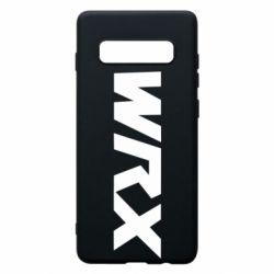Чохол для Samsung S10+ WRX