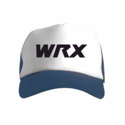 Дитяча кепка-тракер WRX