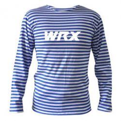 Тельняшка с длинным рукавом WRX - FatLine