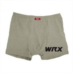 Мужские трусы WRX