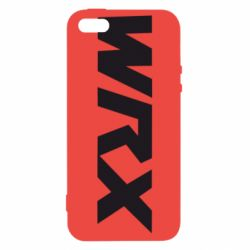 Чохол для iphone 5/5S/SE WRX