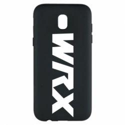 Чохол для Samsung J5 2017 WRX