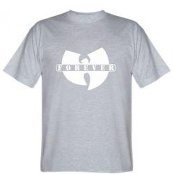 Мужская футболка Wu-Tang forever - FatLine