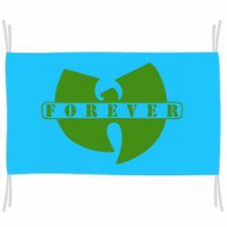 Флаг Wu-Tang forever