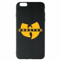 Чехол для iPhone 6 Plus/6S Plus Wu-Tang forever