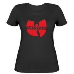Жіноча футболка WU-TANG - FatLine