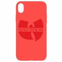 Чехол для iPhone XR WU-TANG