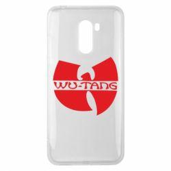 Чехол для Xiaomi Pocophone F1 WU-TANG - FatLine