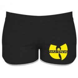 Жіночі шорти WU-TANG - FatLine