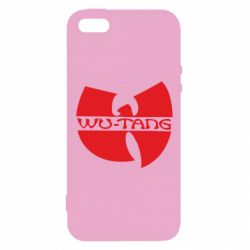 Чехол для iPhone5/5S/SE WU-TANG - FatLine