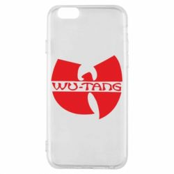 Чехол для iPhone 6/6S WU-TANG - FatLine