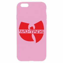 Чехол для iPhone 6 Plus/6S Plus WU-TANG - FatLine