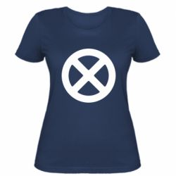 Жіноча футболка X-man logo