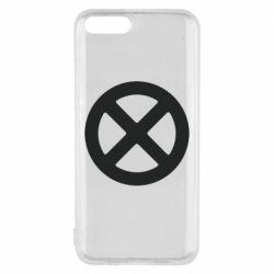 Чехол для Xiaomi Mi6 X-man logo