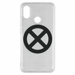 Чехол для Xiaomi Mi8 X-man logo