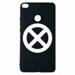 Чехол для Xiaomi Mi Max 2 X-man logo