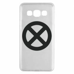 Чохол для Samsung A3 2015 X-man logo